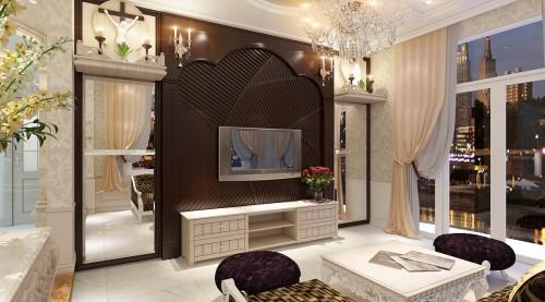 tư vấn thiết kế nhà phong cách bán cổ điển