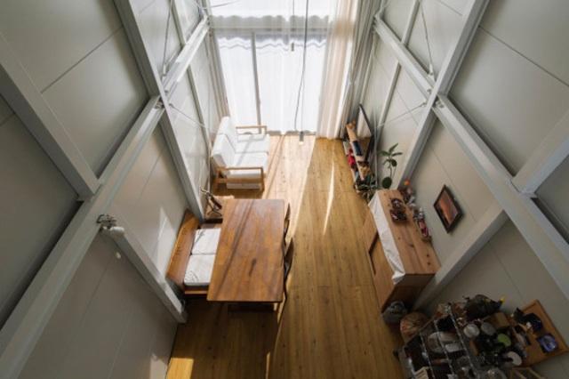 tư vấn thiết kế nhà 44m2 phong cách nhât